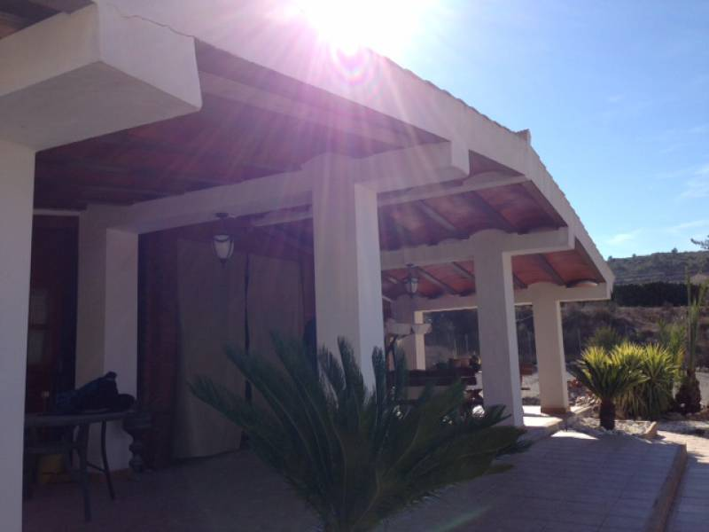 Wooden chalet - For Sale - Ricote - Ricote