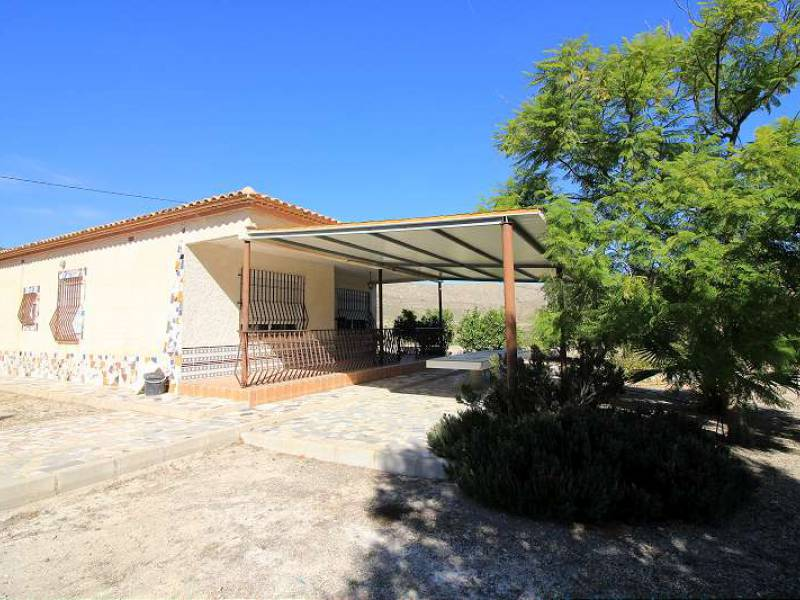 Country House - For Sale - Ojos - Stunning location with panoramic views.