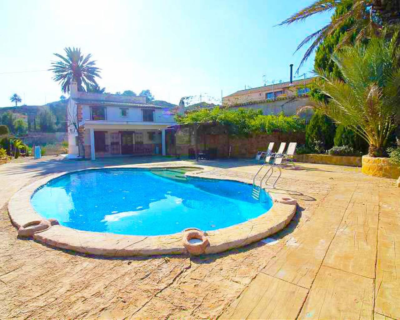 Ref1425 Spectacular Country House with Pool & Jacuzzi Blanca Murcia Spain
