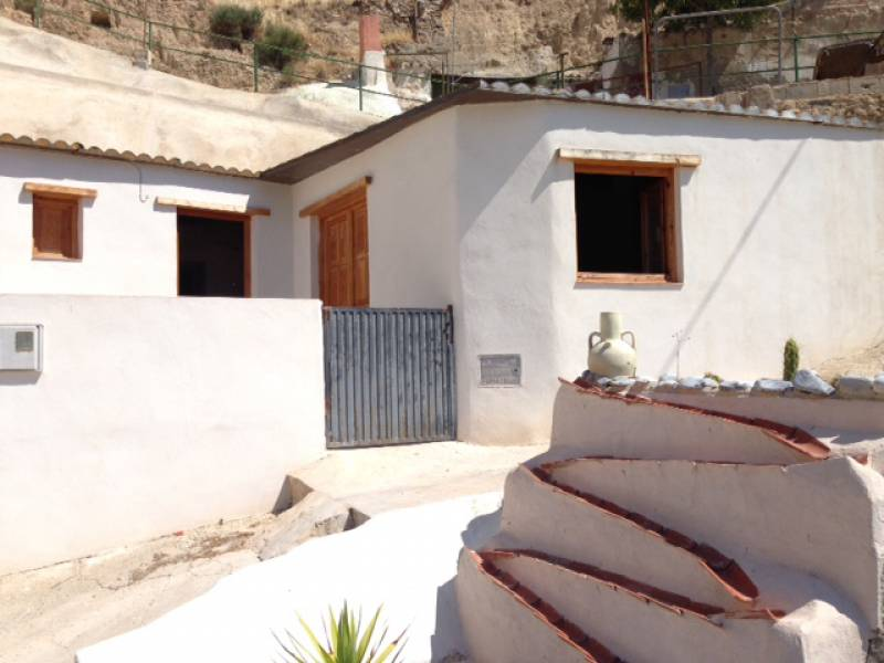 Casa Cueva - Venta - Blanca - Great location with views over the town, lake and