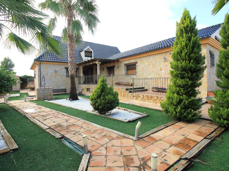 Villa - For Sale - Cieza - Cieza