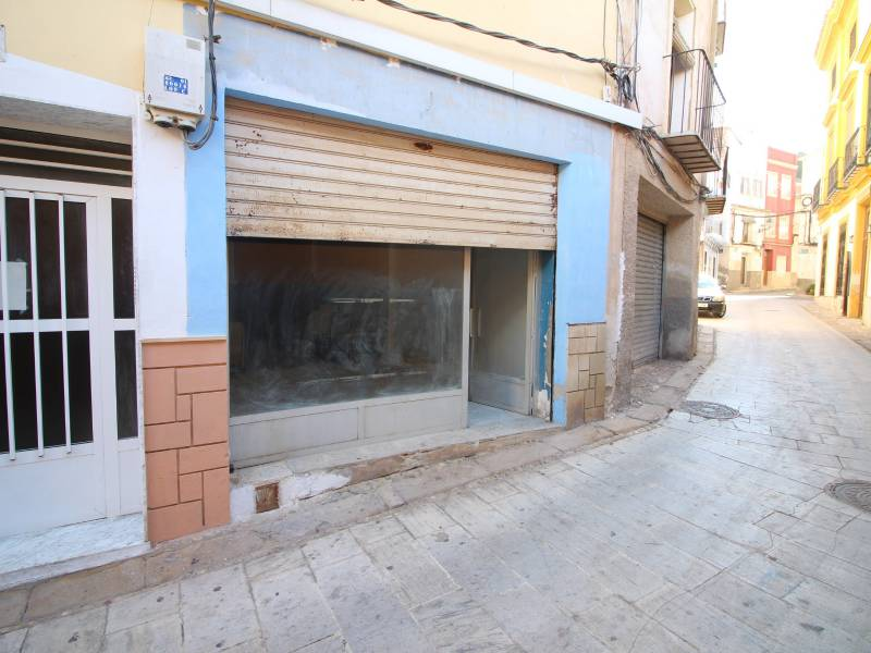 Commercial Property - For Sale - Blanca - Blanca